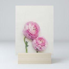 Pink Peonies 2 Mini Art Print