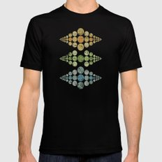 Phase 3 SMALL Mens Fitted Tee Black