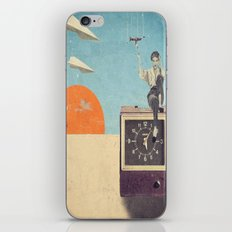 Catching Life iPhone & iPod Skin