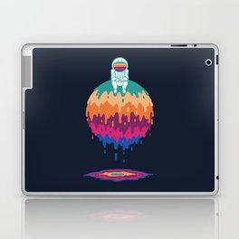 Dripping Sphere Laptop & iPad Skin