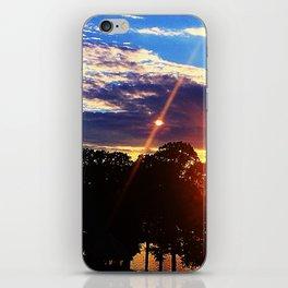 Doubled Set iPhone Skin