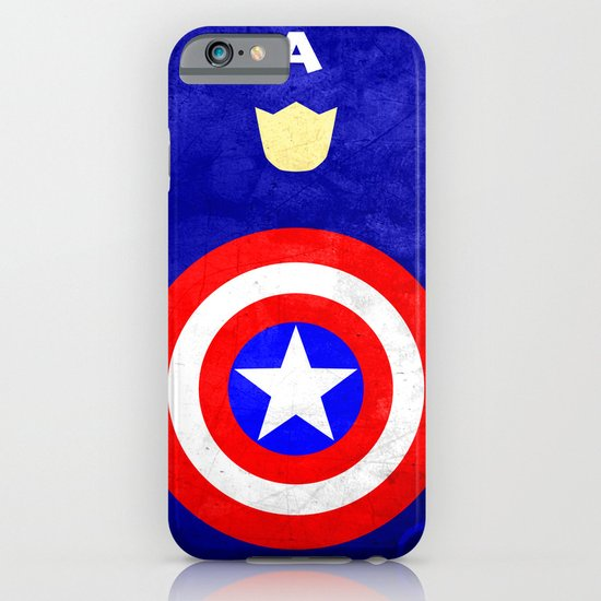 Captain America: Avengers Movie Variant iPhone & iPod Case