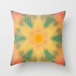 The Light of Nature Throw Pillow