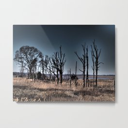 Dark & Dramatic Metal Print