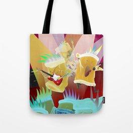 punk & cheers   Tote Bag