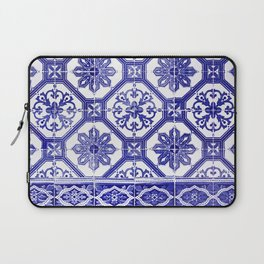 Portuguese tiles Laptop Sleeve