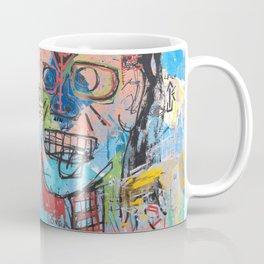 Close your eyes and breathe deeply Coffee Mug