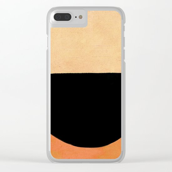 Inverse Clear iPhone Case