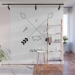Woo Pig Sooie Wall Mural