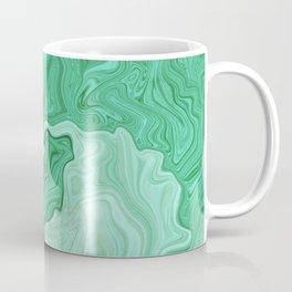 Sea of Malachite Coffee Mug