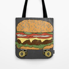 Nose+cheese+tail Tote Bag