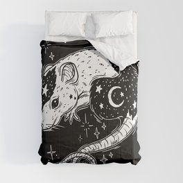 the Witch's Companion Comforters