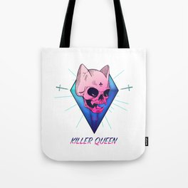 Killer Queen Tote Bag