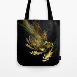 Spiral Swarm Tote Bag
