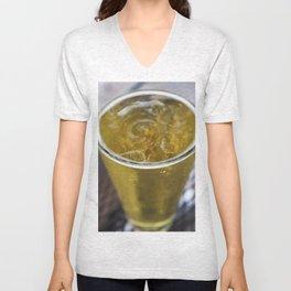Beer Anyone? Unisex V-Neck