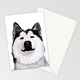 Husky Dog Stationery Cards