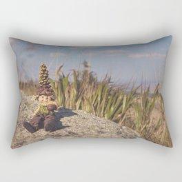 Wood Elf Rectangular Pillow