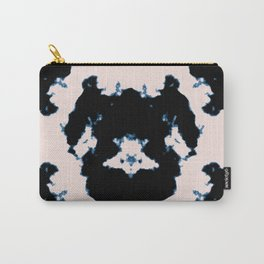 Roasted turkey like Rorschach inkblot  Carry-All Pouch