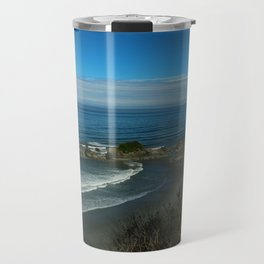 Coastal View Travel Mug