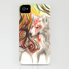 Burn Like the Sun iPhone (4, 4s) Slim Case