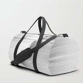 Japanese Glitch Art No.6 Duffle Bag