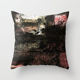 Encounters 32i by Kathy Morton Stanion Throw Pillow