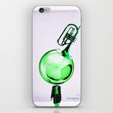 Modern Cornet iPhone & iPod Skin