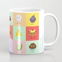 A Snack A Day Coffee Mug
