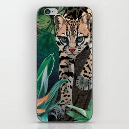 Ocelot iPhone Skin