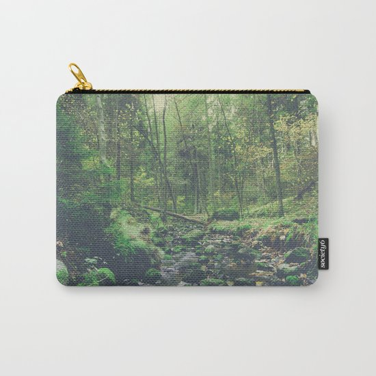 Mountain of solitude Carry-All Pouch
