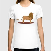lannister T-shirts featuring Hear Me Roar by Alexandra Sutherland