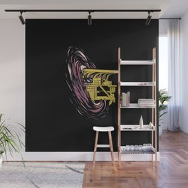 Truck Space Wall Mural