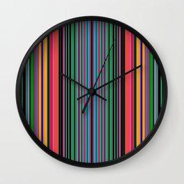MAGIC STRIPES Wall Clock