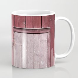 The Red Shed - Little Red Barn Coffee Mug
