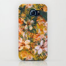 Tropical Summer Slim Case Galaxy S6