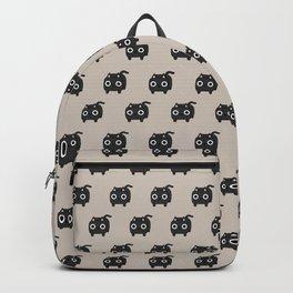 Cat Loaf - Black Kitty Backpack
