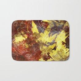 Gold Glow Bath Mat