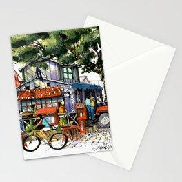 Siesta Key Oyster Bar Stationery Cards