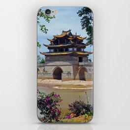 Double Dragon Bridge - China iPhone Skin