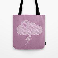 Vexed Cloud Tote Bag