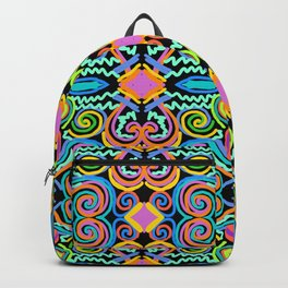 Neon Spring Backpack