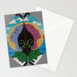 Due Respect Stationery Cards