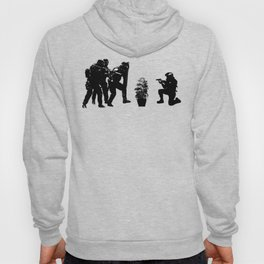 Police brutality coming up Hoody