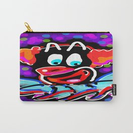 BOZO THE KLOWN Carry-All Pouch