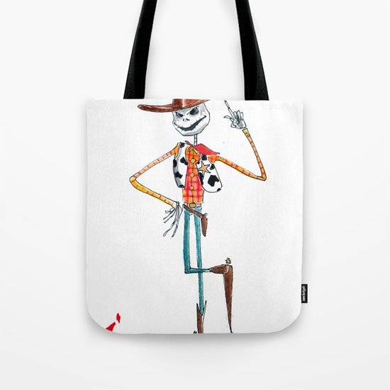 A Toy's Nightmare Tote Bag