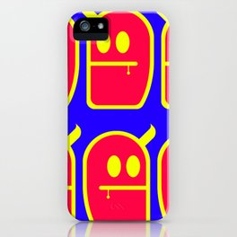 6 Mr. Grubbo And No More iPhone Case