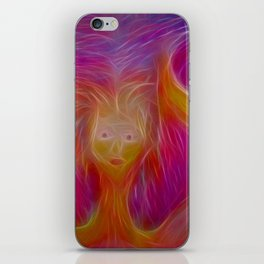 Going Out of My Mind iPhone Skin