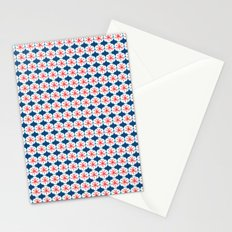 Beach Floral Stationery Cards