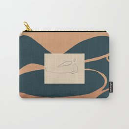 Yoga Woman II Carry-All Pouch