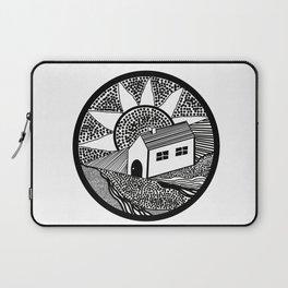 House of Lines Black Laptop Sleeve